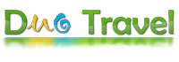 duo travel logo